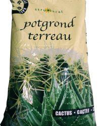 STRUCTURAL Potgrond 2 x 5 Liter - Ideaal Voor Vetplanten En Cactus