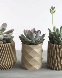 Bloempot - Bloempotjes - Bloempot binnen - Planten pot - Minimalistisch - landelijk- Bloempotten - Bloempotjes klein - Huis accessoires - Cactus potje