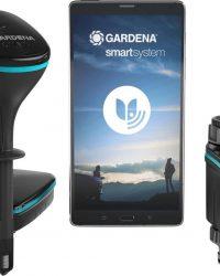 Gardena Smart Control Beregening Set voor groen dak / sedum dak